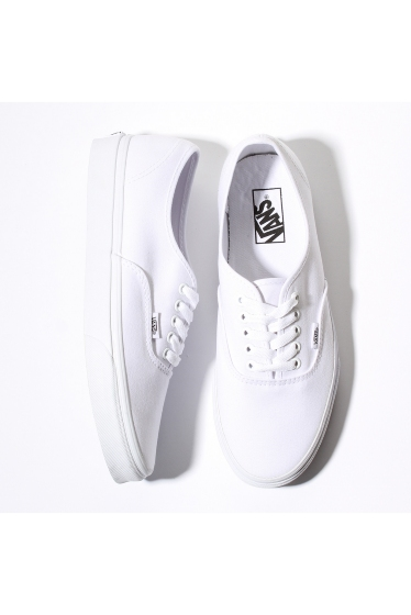 ���㡼�ʥ륹��������� ���塼�� VANS CLASSIC AUTHENTIC �ۥ磻��