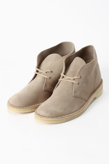 ���㡼�ʥ륹��������� CLARKS / ���顼����:Desert boot / �ǥ����ȥ֡��� �١�����