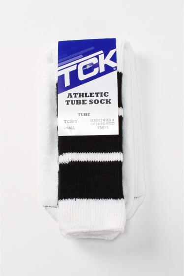 ���㡼�ʥ륹��������� ���塼�� TWIN CITY KNITTING / �ĥ��ƥ��˥åƥ���: Authentic tube sock / ���å��� �֥�å�