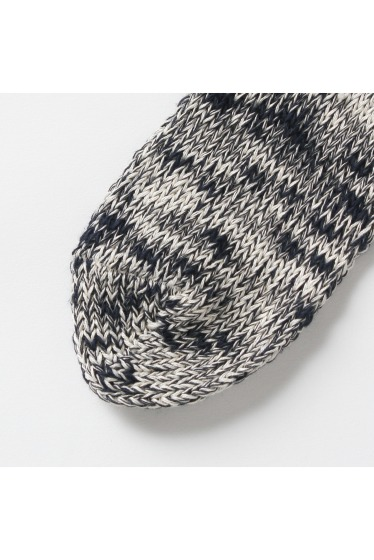 �����֥�������ʥ��ƥå� fog linen work Linen Cotton Socks �ܺٲ���1
