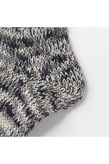 �����֥�������ʥ��ƥå� fog linen work Linen Cotton Socks �ܺٲ���2