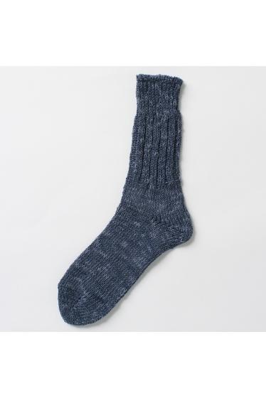 �����֥�������ʥ��ƥå� fog linen work Linen Cotton Socks �֥롼