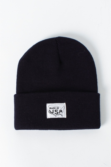 �����֥�������ʥ��ƥå� Knit Field Cap W/Made In USA Label �ͥ��ӡ�