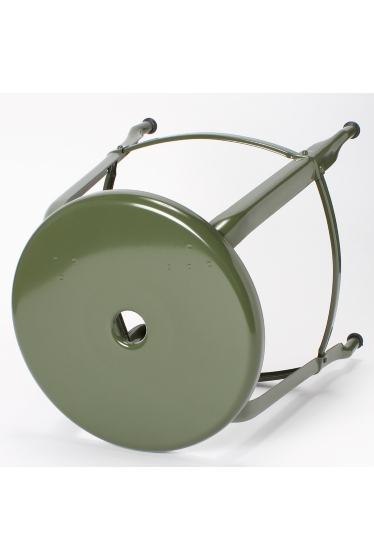 ���㡼�ʥ륹��������� �ե��˥��㡼 NICOLLE STOOL 450 JSF ARMY GREEN �ܺٲ���1