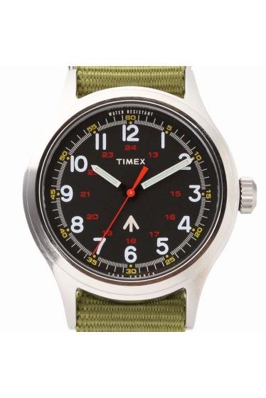 ���㡼�ʥ륹��������� ���塼�� TODD SNYDER �� TIMEX / �ȥåɥ��ʥ����� ������å��� : Military 1 �ߥ�1 �ܺٲ���1