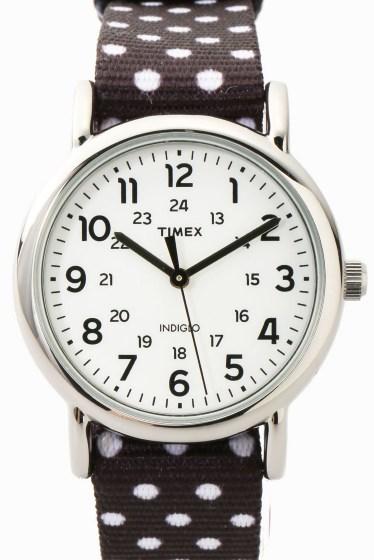 �ҥ�� TIMEX Weekender Reversible 31mm ����С�