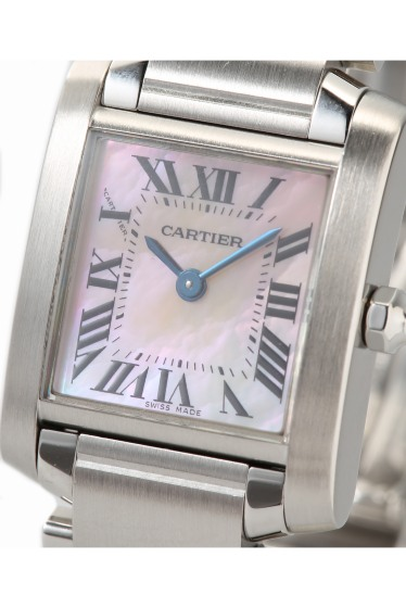 �ҥ�� CARTIER Tank Francase SS pink united �ܺٲ���3