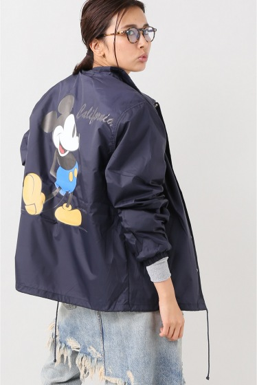 ���㡼�ʥ륹��������� ��JACKSON MATISSE�� Micky Mouse Coach Jacket �ͥ��ӡ�