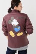 ���㡼�ʥ륹��������� ��JACKSON MATISSE�� Micky Mouse Coach Jacket