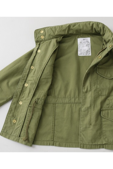 �ɥ����������� ���饹 M-65 Jacket�� �ܺٲ���15