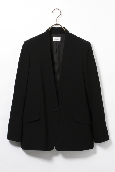 ���ѥ�ȥ�� �ɥ����������� ���饹 No Lapel Jacket�� �ܺٲ���14