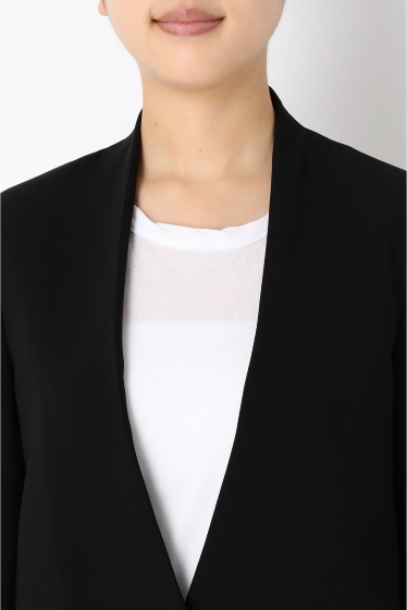 ���ѥ�ȥ�� �ɥ����������� ���饹 No Lapel Jacket�� �ܺٲ���4
