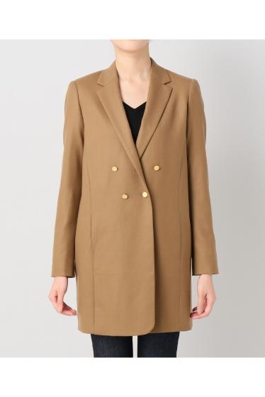 ���ѥ�ȥ�� �ɥ����������� ���饹 ��*M'S BRAQUE W Long Jacket �ܺٲ���1