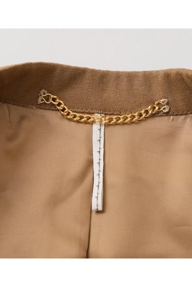 ���ѥ�ȥ�� �ɥ����������� ���饹 ��*M'S BRAQUE W Long Jacket �ܺٲ���10