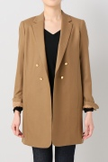 ���ѥ�ȥ�� �ɥ����������� ���饹 ��*M'S BRAQUE W Long Jacket