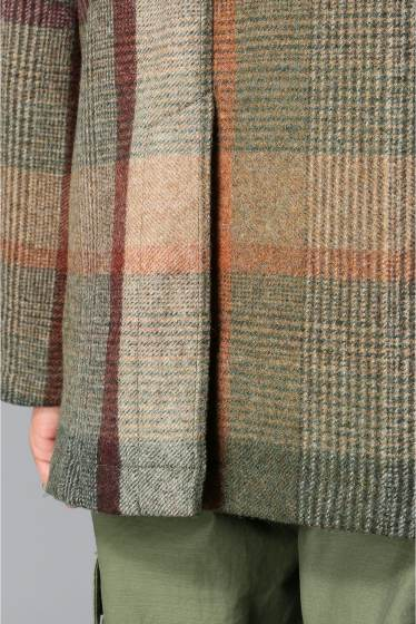 ���㡼�ʥ륹��������� TS(S)  /  �ƥ����������� : Foldable Front Collarless Jacket �ܺٲ���10