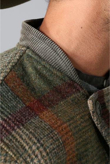 ���㡼�ʥ륹��������� TS(S)  /  �ƥ����������� : Foldable Front Collarless Jacket �ܺٲ���12
