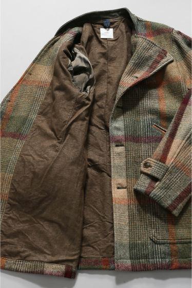 ���㡼�ʥ륹��������� TS(S)  /  �ƥ����������� : Foldable Front Collarless Jacket �ܺٲ���13