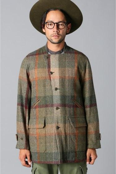 ���㡼�ʥ륹��������� TS(S)  /  �ƥ����������� : Foldable Front Collarless Jacket �ܺٲ���2
