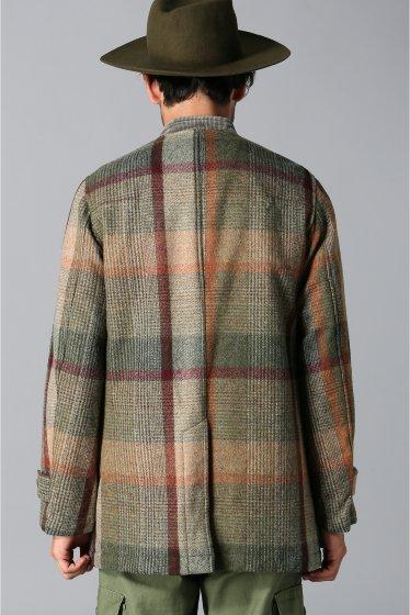 ���㡼�ʥ륹��������� TS(S)  /  �ƥ����������� : Foldable Front Collarless Jacket �ܺٲ���4