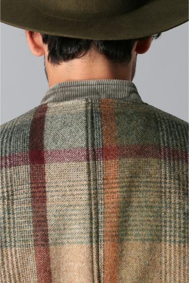 ���㡼�ʥ륹��������� TS(S)  /  �ƥ����������� : Foldable Front Collarless Jacket �ܺٲ���6