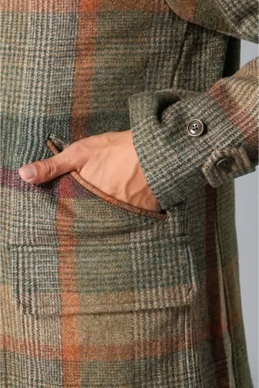 ���㡼�ʥ륹��������� TS(S)  /  �ƥ����������� : Foldable Front Collarless Jacket �ܺٲ���7