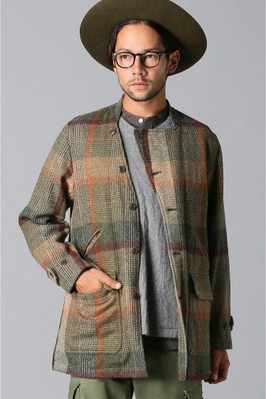 ���㡼�ʥ륹��������� TS(S)  /  �ƥ����������� : Foldable Front Collarless Jacket �١����� A