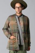 ���㡼�ʥ륹��������� TS(S)  /  �ƥ����������� : Foldable Front Collarless Jacket