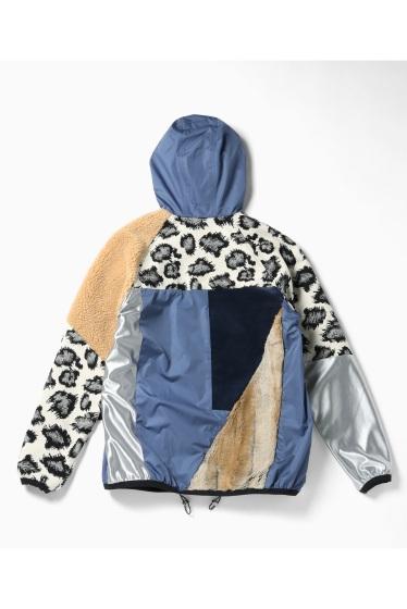 ���ƥ�����å� plumpynuts multi fabric hoodie jacket - CITYSHOP EXCLUSIVE - �ܺٲ���1