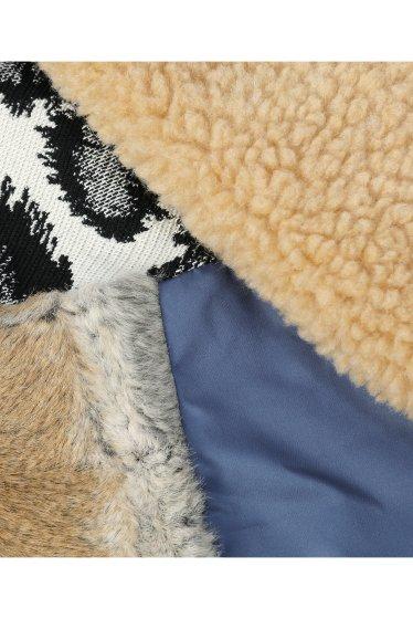 ���ƥ�����å� plumpynuts multi fabric hoodie jacket - CITYSHOP EXCLUSIVE - �ܺٲ���10