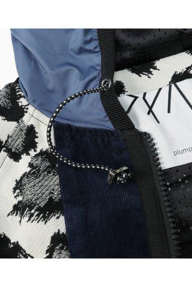 ���ƥ�����å� plumpynuts multi fabric hoodie jacket - CITYSHOP EXCLUSIVE - �ܺٲ���4