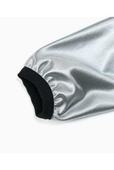 ���ƥ�����å� plumpynuts multi fabric hoodie jacket - CITYSHOP EXCLUSIVE - �ܺٲ���6