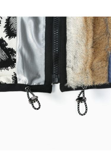 ���ƥ�����å� plumpynuts multi fabric hoodie jacket - CITYSHOP EXCLUSIVE - �ܺٲ���7