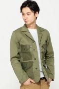 ���ǥ��ե��� ��LECHOPPE��nigel cabourn hunting jacket