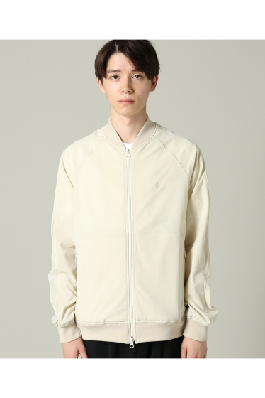 �����ܥ꡼ ������ ��FRED PERRY��rip-stop bomber track jk �ܺٲ���1