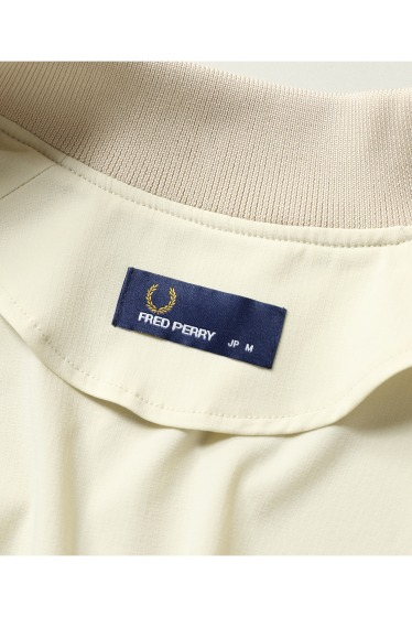 �����ܥ꡼ ������ ��FRED PERRY��rip-stop bomber track jk �ܺٲ���12
