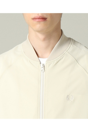 �����ܥ꡼ ������ ��FRED PERRY��rip-stop bomber track jk �ܺٲ���4
