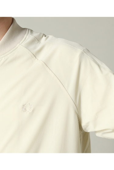 �����ܥ꡼ ������ ��FRED PERRY��rip-stop bomber track jk �ܺٲ���7