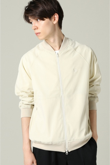 �����ܥ꡼ ������ ��FRED PERRY��rip-stop bomber track jk �١�����