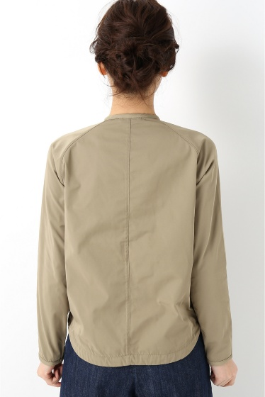���ԥå������ѥ� ��Barbour �� Ladies spey SL No Collar �ܺٲ���4