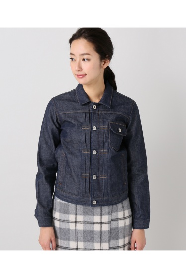 ���ԥå������ѥ� ��upper hights��THE JEAN JACKET �ܺٲ���3