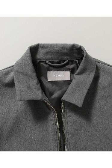 �ե�����֥� ���ǥ��ե��� taupe / �ȡ��� DOUBLE CLOTH ZIP �֥륾�� �ܺٲ���14