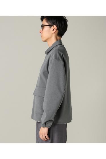 �ե�����֥� ���ǥ��ե��� taupe / �ȡ��� DOUBLE CLOTH ZIP �֥륾�� �ܺٲ���4