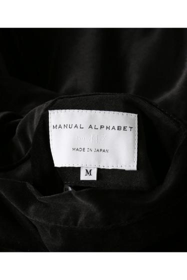 �ե�����֥� ���ǥ��ե��� MANUAL ALPHABET / �ޥ˥奢�륢��ե��٥å� �� 417 REVERSIBLE BAD JUMPER �ܺٲ���13
