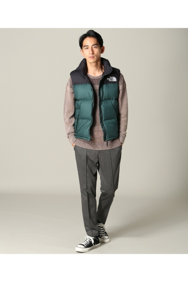 �ե�����󥻥֥� ���ǥ��ե��� THE NORTH FACE / �� �Ρ����ե����� NUPTSE VEST �ܺٲ���2