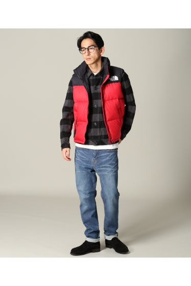 �ե�����󥻥֥� ���ǥ��ե��� THE NORTH FACE / �� �Ρ����ե����� NUPTSE VEST �ܺٲ���3