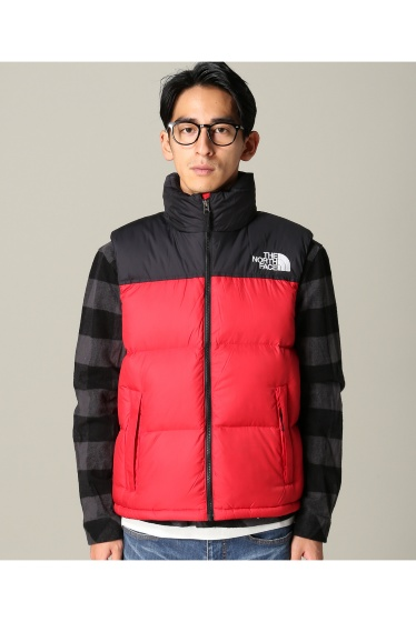 �ե�����󥻥֥� ���ǥ��ե��� THE NORTH FACE / �� �Ρ����ե����� NUPTSE VEST �ܺٲ���4