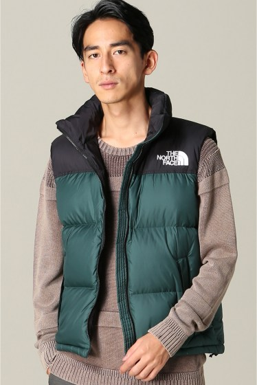 �ե�����󥻥֥� ���ǥ��ե��� THE NORTH FACE / �� �Ρ����ե����� NUPTSE VEST ���꡼��