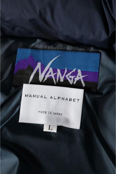 �ե�����֥� ���ǥ��ե��� ��ͽ���Manual alphabet for 417*NANGA ECWCS �����㥱�å� / �ʥ� �ܺٲ���18