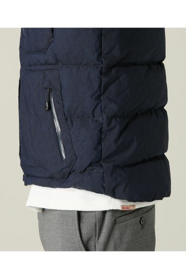 ���㡼�ʥ륹��������� ���塼�� Snow Peak / ���Ρ��ԡ���: Indigo C/N Down Vest / ������٥��� �ܺٲ���10
